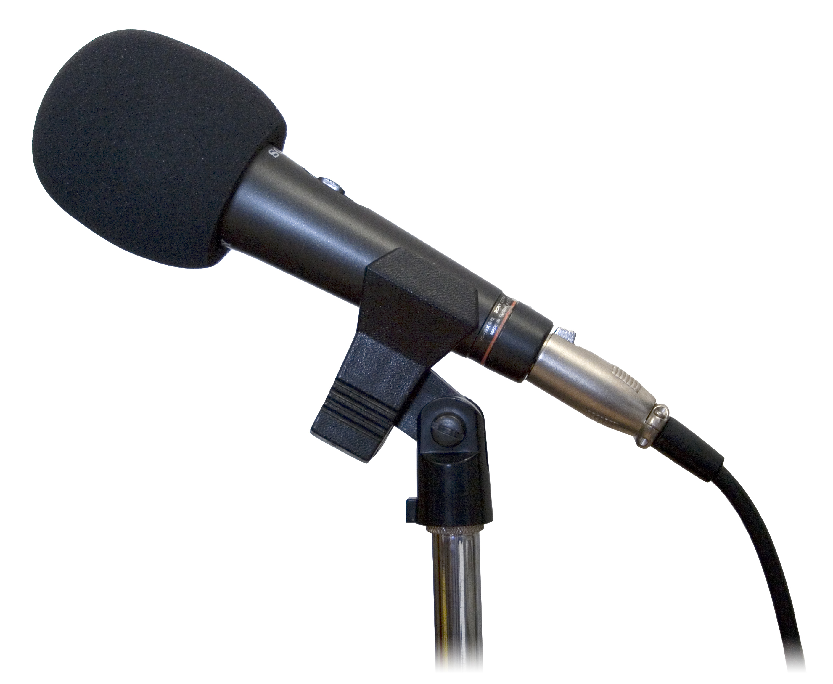 Microphone-Size